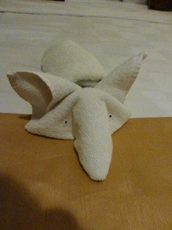 Amadea Resort & Villas : towel mouse