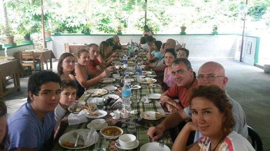 Spice Garden Restaurant: Lunch at Spice Garden Restauarant