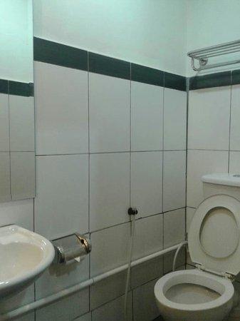 Switz Paradise Hotel: bathroom