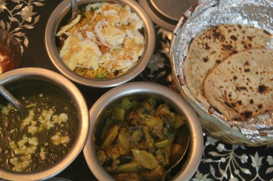 Sai Home Stay: home cooked meals