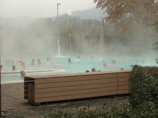 Santispark: Säntisparc, bassin extérieur