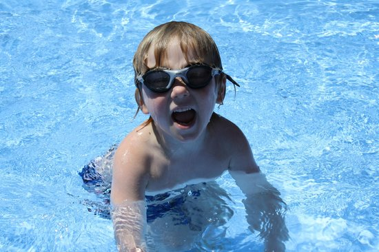 Havelock Motel and Motor Lodge: Having Fun in the Kids Pool