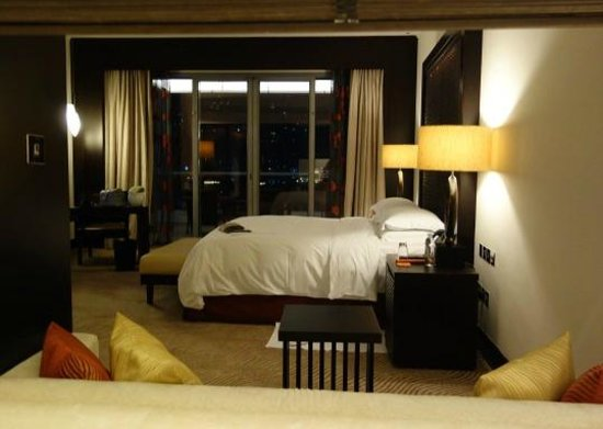The Address Downtown Dubai : Room on 11th floor