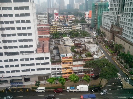 Citrus Hotel: View from Room 1011