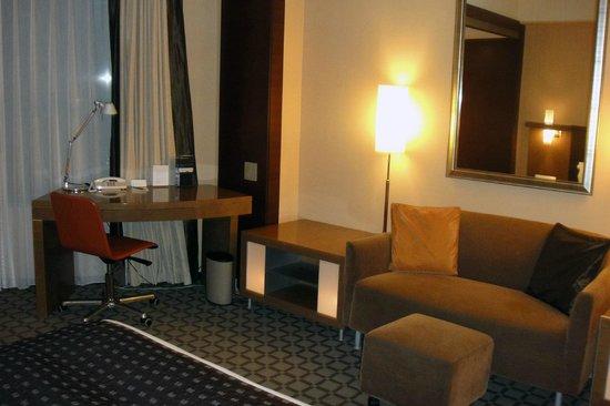 Ana Intercontinental Tokyo: Room1
