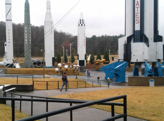 U.S. Space and Rocket Center: US Space and Rocket Center