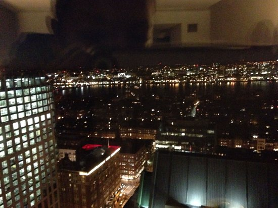 The Westin Copley Place, Boston: View from room