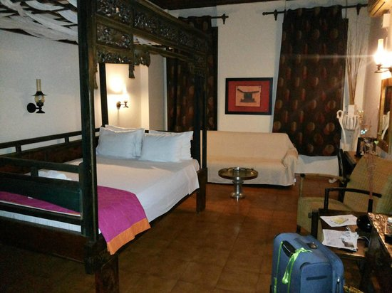 Doge Hotel : Δωμάτιο