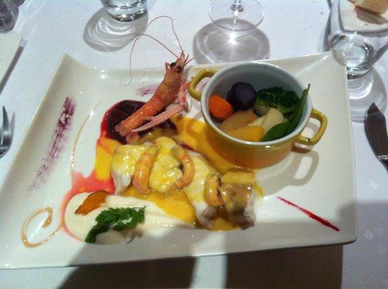 Le jardin des sens hennebont restaurantbeoordelingen for Le jardin des sens