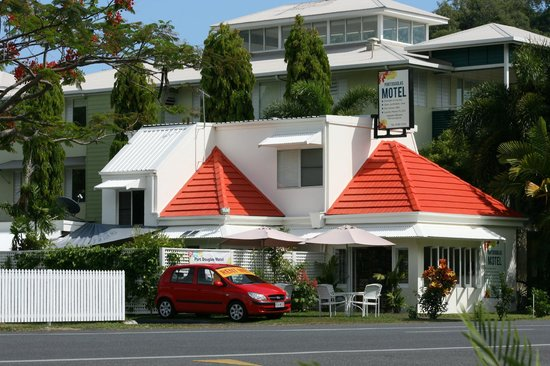 Port Douglas Motel : The Motel