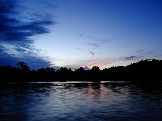 Kinabatangan Riverside Lodge : The beautiful Kinabatangan.