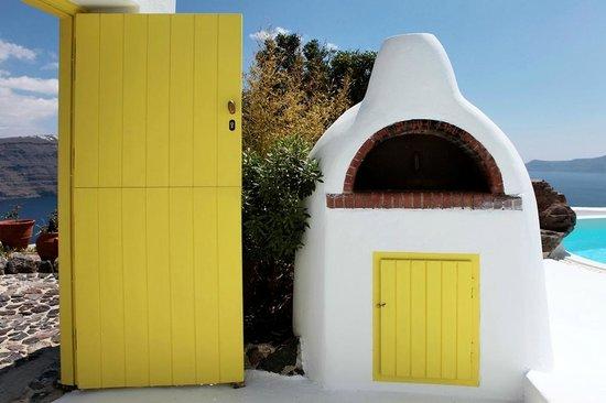 Architect's House: Entrance