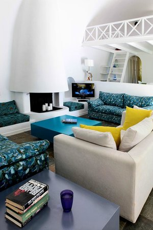 Architect's House : Living room