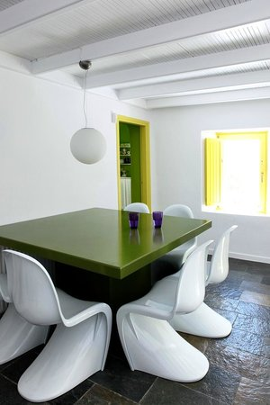 Architect's House : Dining room