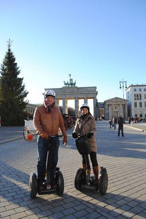 City Segway Tours: Brandenburger Tor