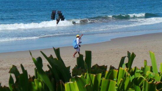The Samaya Bali Seminyak: seminyak beach (in front of hotel)