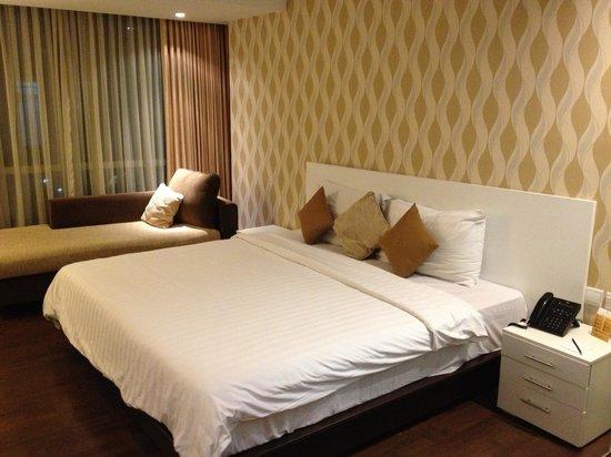Grand Royal Panghegar: Bedroom