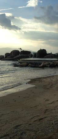 L'Alyana Villas Ninh Van Bay: Sea
