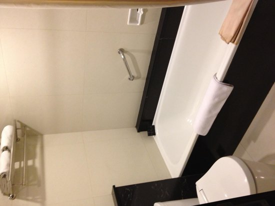 Grand Royal Panghegar: Bathroom