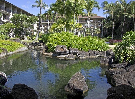 Sheraton Kauai Resort: Sheraton grounds