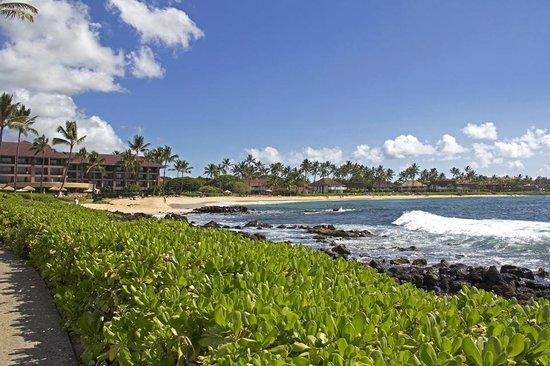 Sheraton Kauai Resort: Sheraton beach