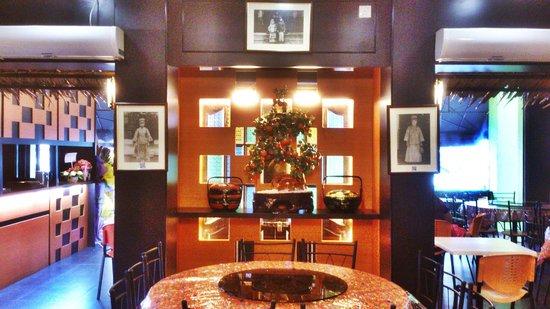 Restoran Nyonya Suan: lucky tree