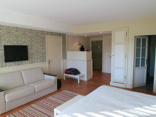 Chateau des Vigiers: Chambre