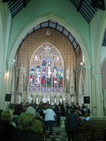 Holy Cross Church: Christmas Choral Festival - Closing Concert and Sing-Along