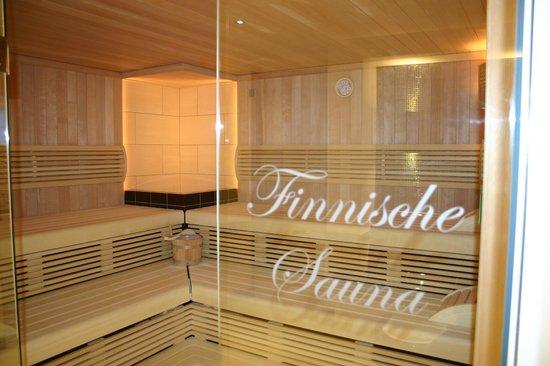 Eden Hotel: Finnische Sauna