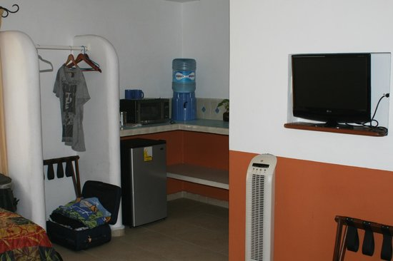 Luz En Yucatan : room