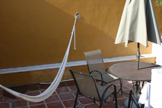 Luz En Yucatan: terrace
