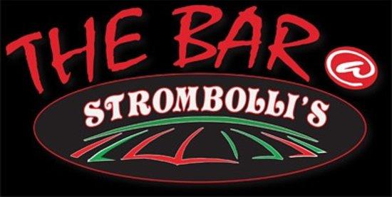 Stromboli's Pizzeria: Friendliest Bar in town
