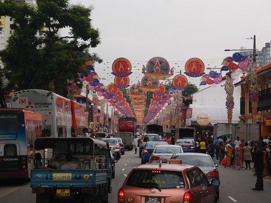 Perak Hotel: Serangoon Road