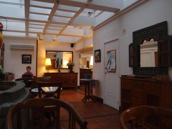 Perak Hotel : Lobby