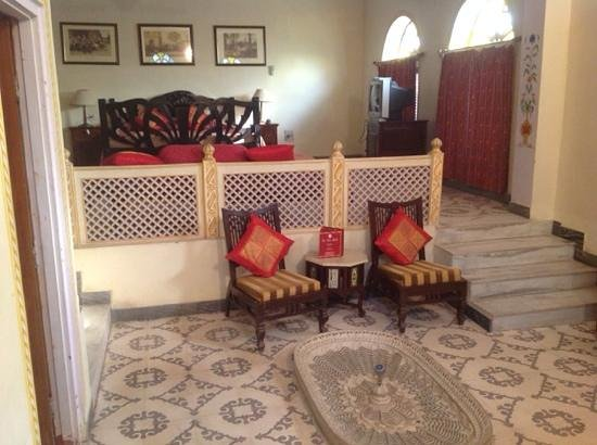 Bissau Palace: suite