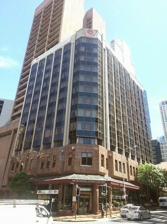 Metro Hotel Marlow Sydney Central: Outside view