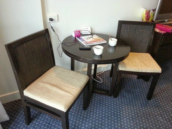 Crowne Plaza Surfers Paradise: Coffee table
