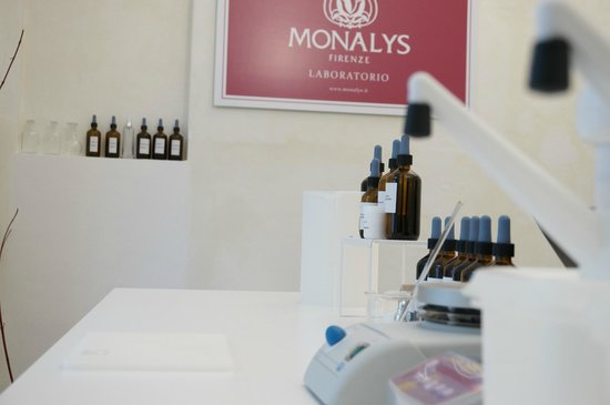 Antica Profumeria Monalys Laboratory skin care antiage