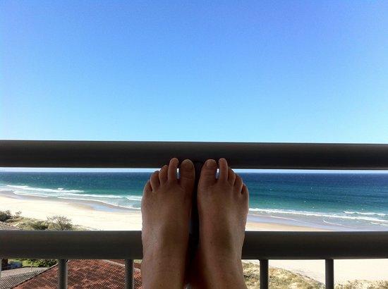 Oceanside Resort: Relax