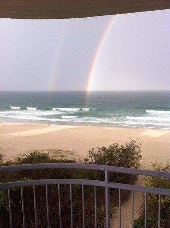 Oceanside Resort: Rainbow