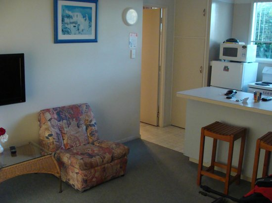 Aloha Seaview Resort Motel: Plenty of space