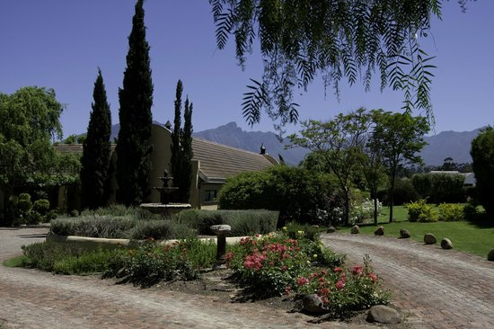 Villa Tarentaal : Hotel & grounds