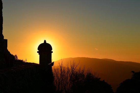 Sintra, Portekiz: Palácio da Pena
