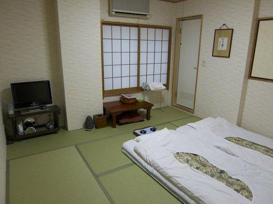 Mikawaya Honten: Camera stile Giapponese