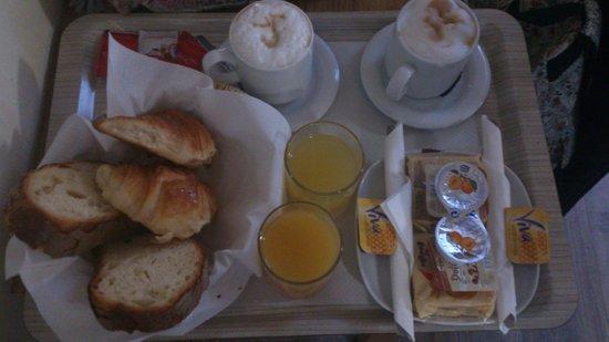 Auditorium di Mecenate: Desayuno completo