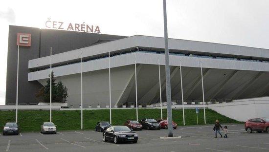 Mercure Ostrava Center : Eishockeystadion