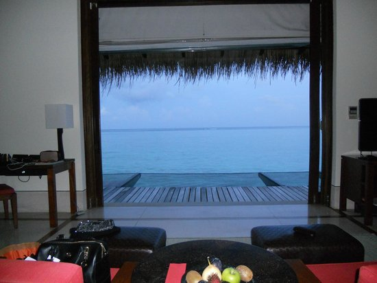 One&Only Reethi Rah: View from the Water Villa