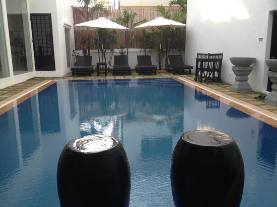 288 Boutique Hotel : Nice swimming pool!