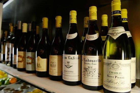 Osteria Carbonaia Mare: Selezione di vini