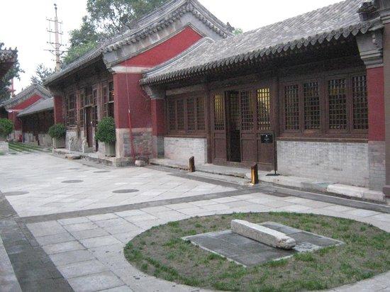 TRB Hutong: wandelen in het TRB complex